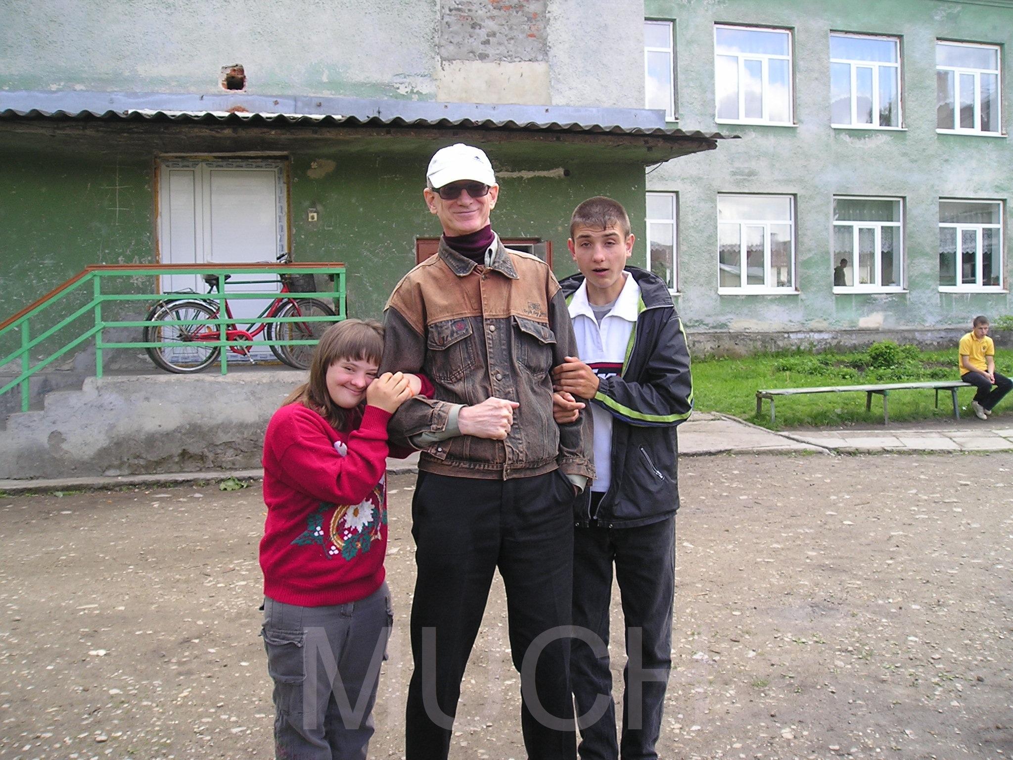 2013 Dobromel Orphanage